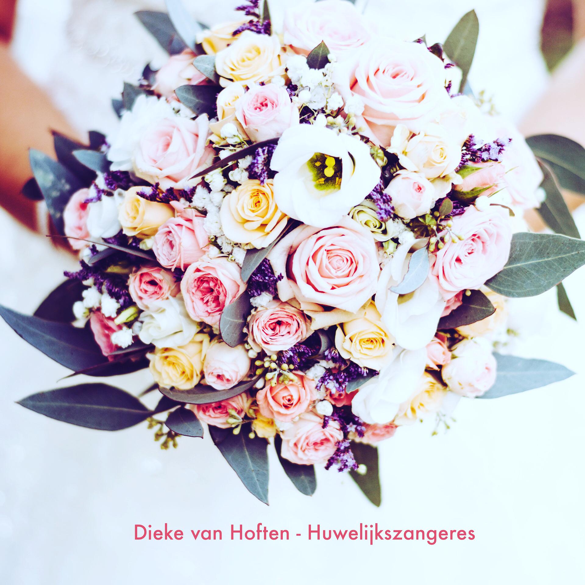 Dieke van Hoften – Huwelijkszangeres